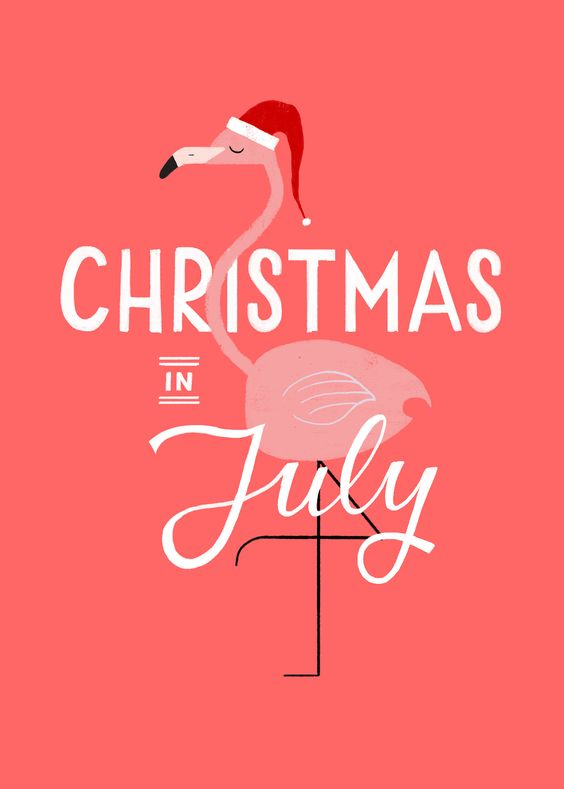 flamingo july