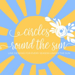Circles Round the Sun Monthly Quilting Subscription Box