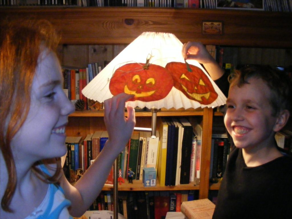 STAINED GLASS PUMPKINS 039