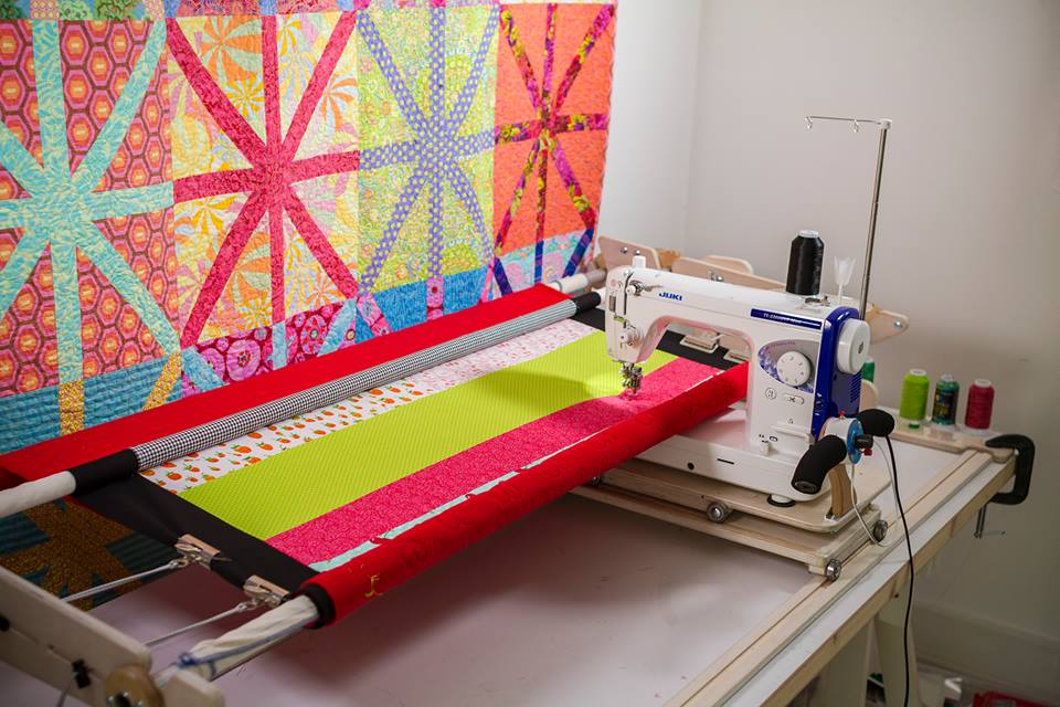 Machine Quilter frame